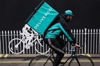 """Trabajar como """"rider"""" de Deliveroo o Glovo ganando 1500 € al mes 1"""