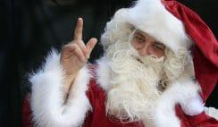 Trabaja como figurante de Papá Noel y Reyes Magos 4