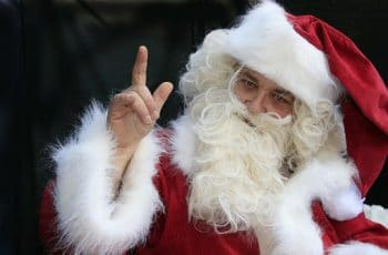 Trabaja como figurante de Papá Noel y Reyes Magos 2