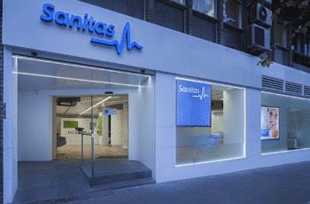 Sanitas: ofertas de empleo en oficinas, clínicas y residencias en toda España 1