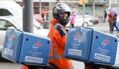 Domino's Pizza busca repartidores en toda España 10
