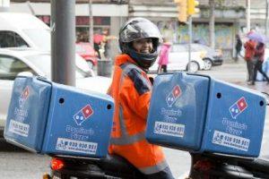 Domino's Pizza busca repartidores en toda España 13