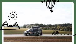 Viaja un mes gratis por Europa (Road Trip Project) 1